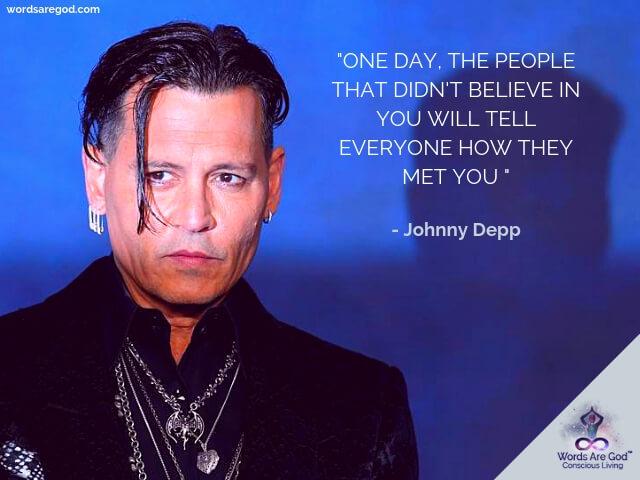 Johnny Depp Quotes by Johnny Depp