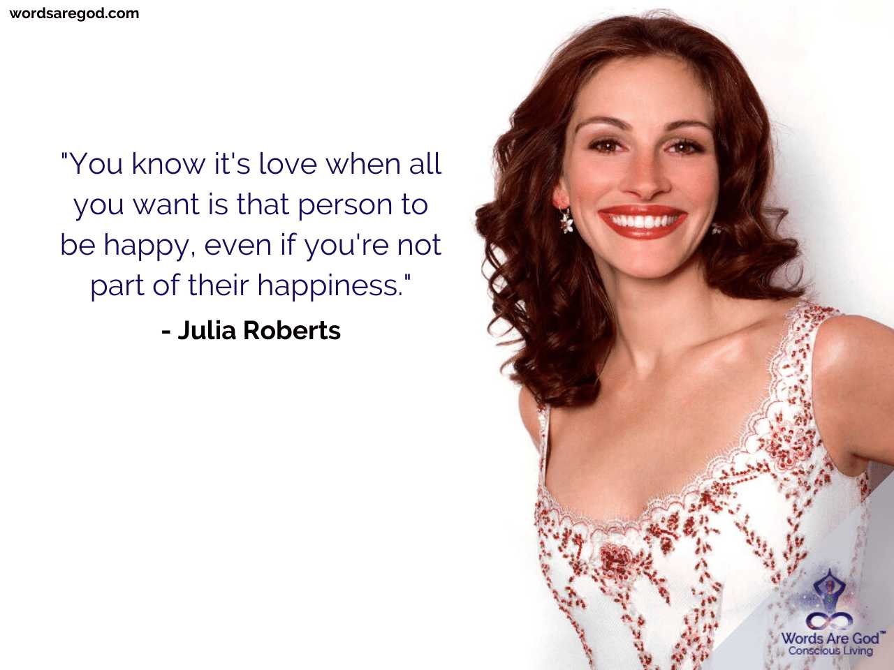 Julia Roberts Best Quotes by Julia Roberts