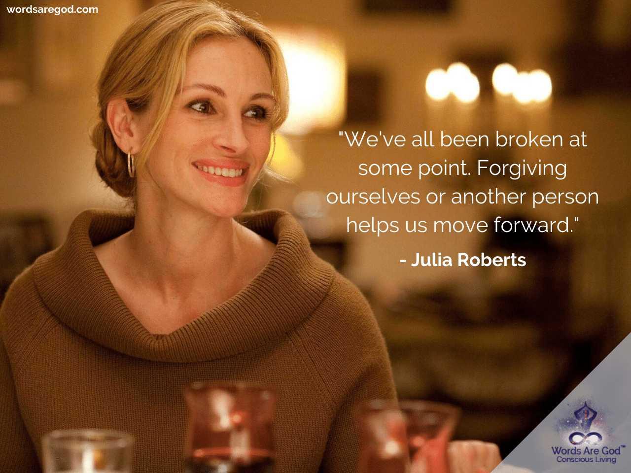 Julia Roberts Best Quotes