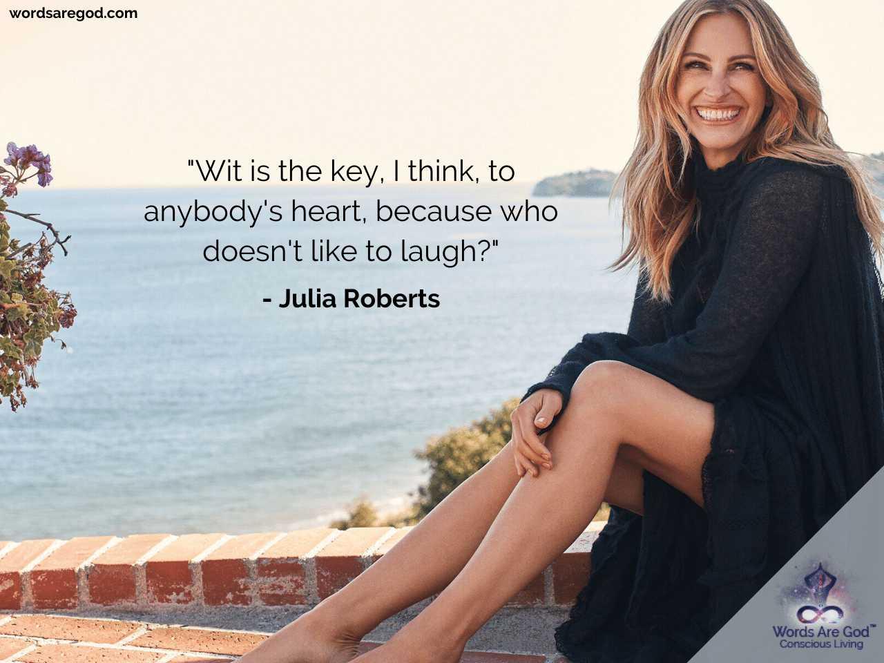 Julia Roberts Inspirational Quotes