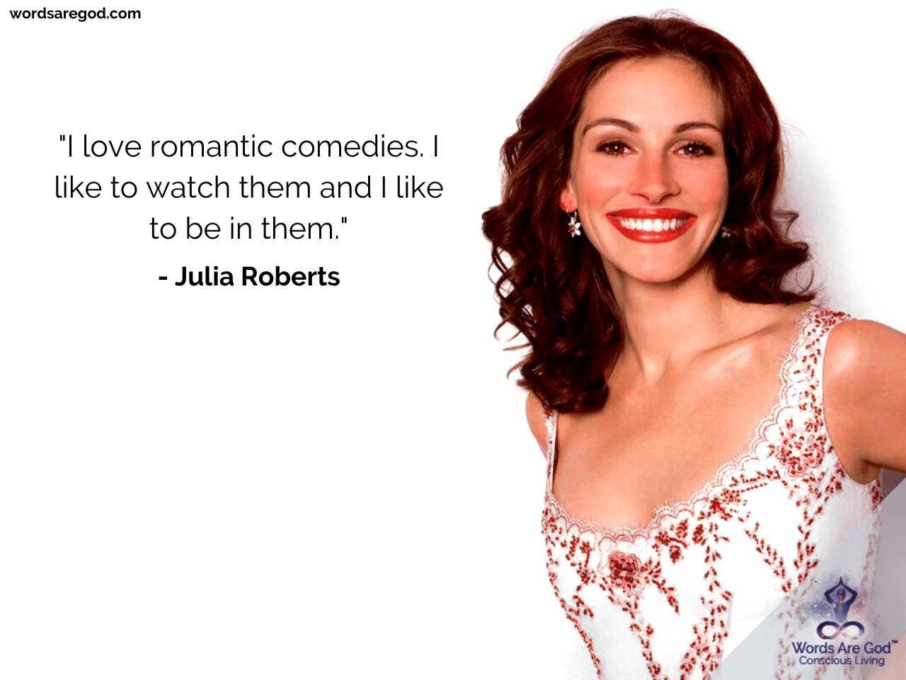 Julia Roberts Motivational Quotes by Julia Roberts