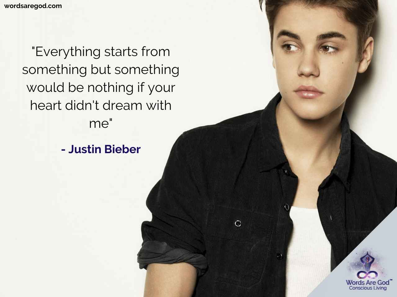 Justin Bieber music Quotes by Justin Bieber