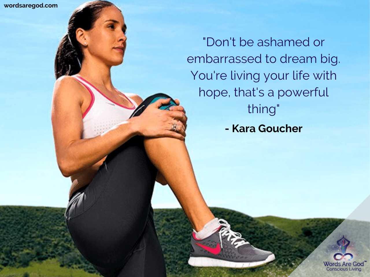 Kara Goucher Best Quotes