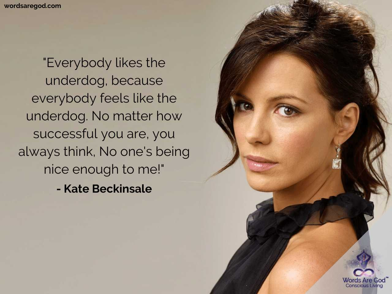 Kate Beckinsale Best Quotes