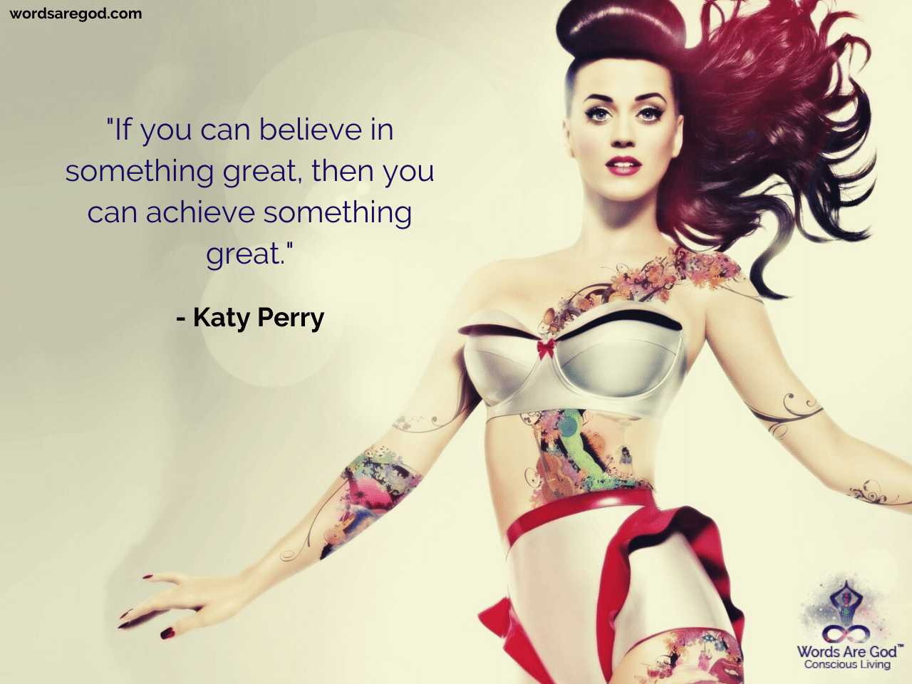 Katy Perry Life Quotes