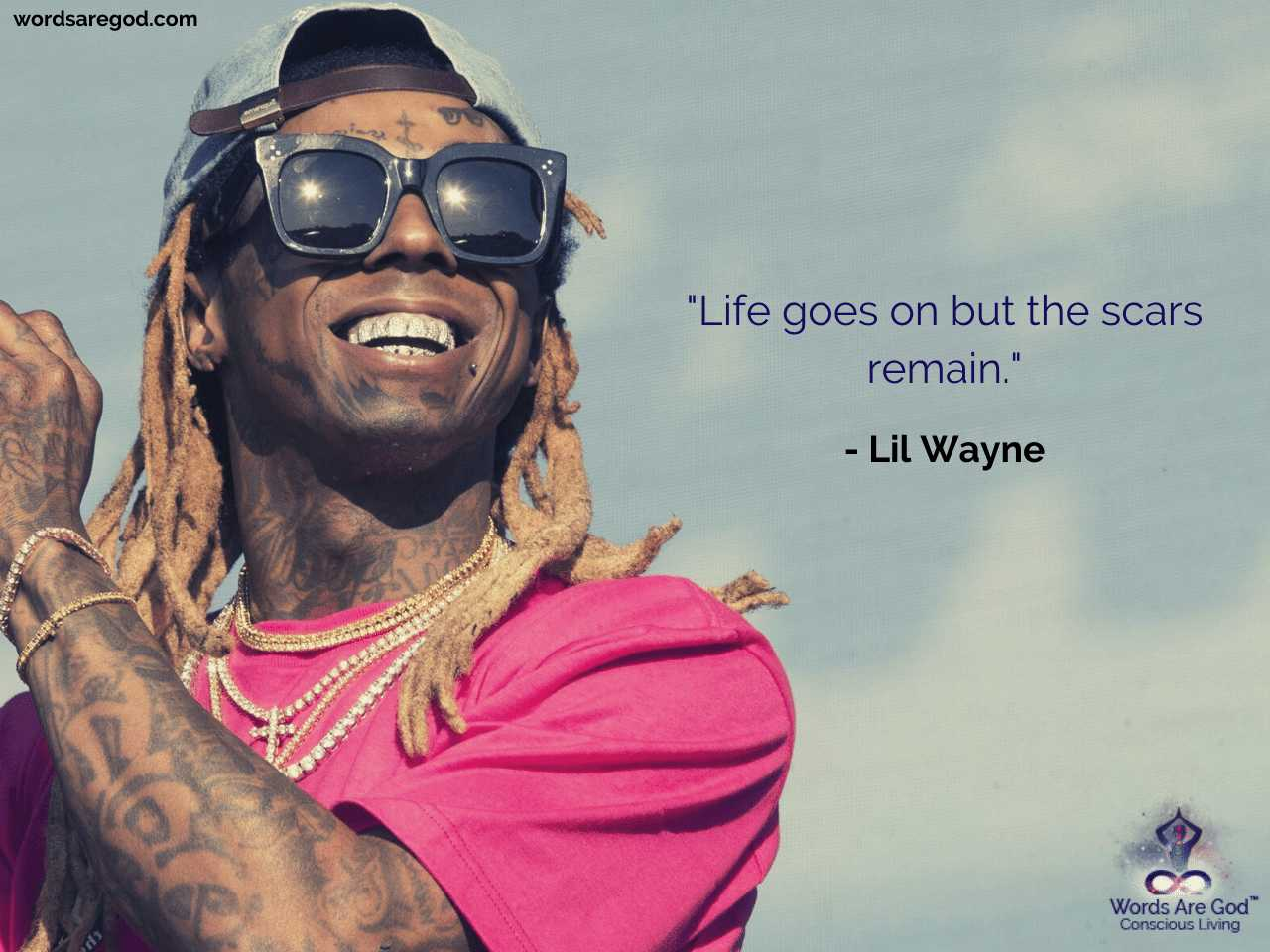 Astounding Lil Wayne Quotes Life Quotes About Life Quotes Best Music Funny Birthday Cards Online Inifodamsfinfo