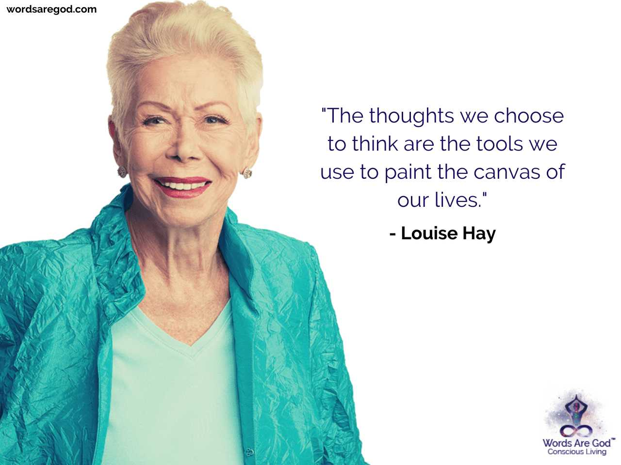 Louise Hay Best Quote by Louise Hay