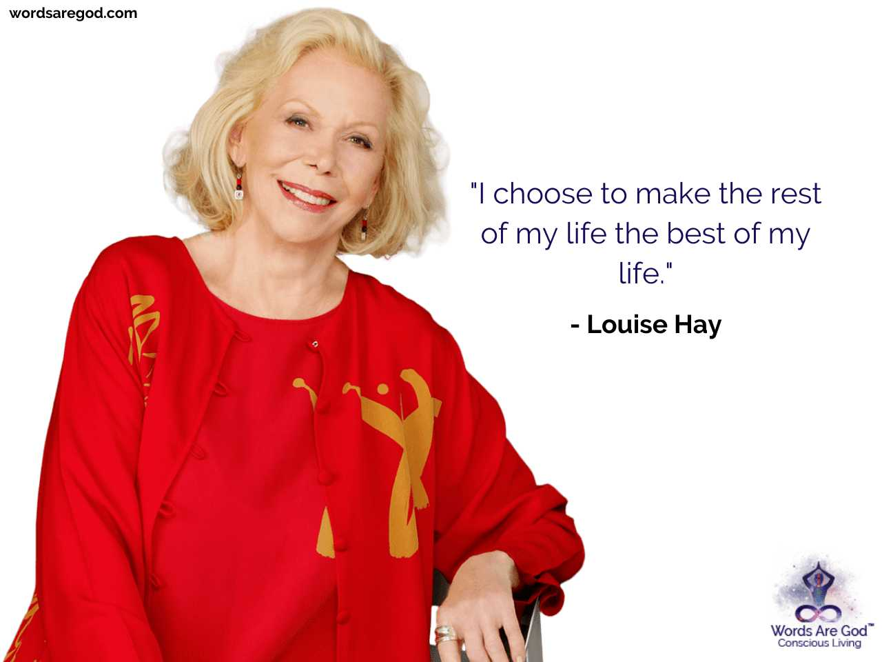 Louise Hay Life Quote