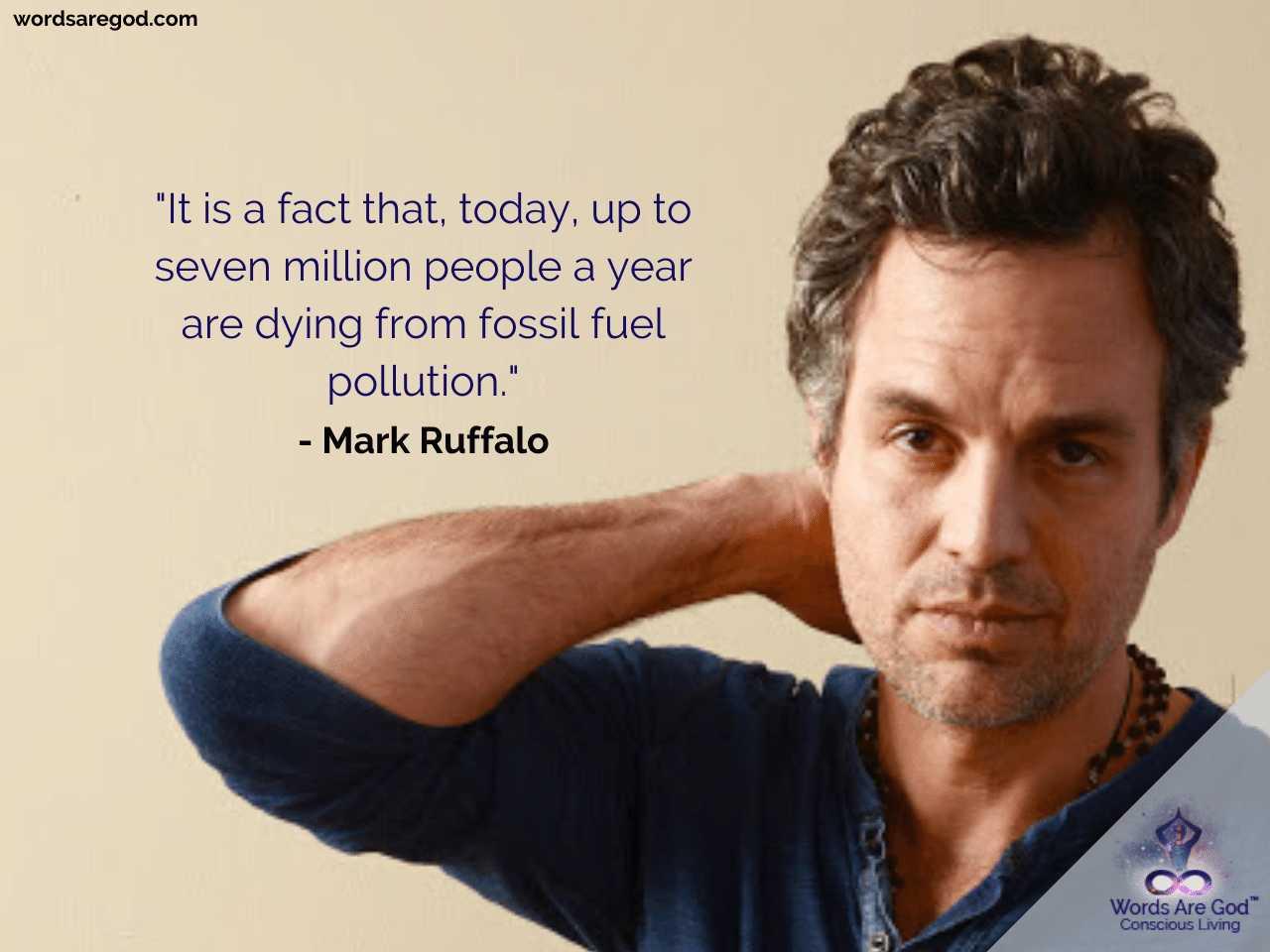 Mark Ruffalo Life Quotes by Mark Ruffalo