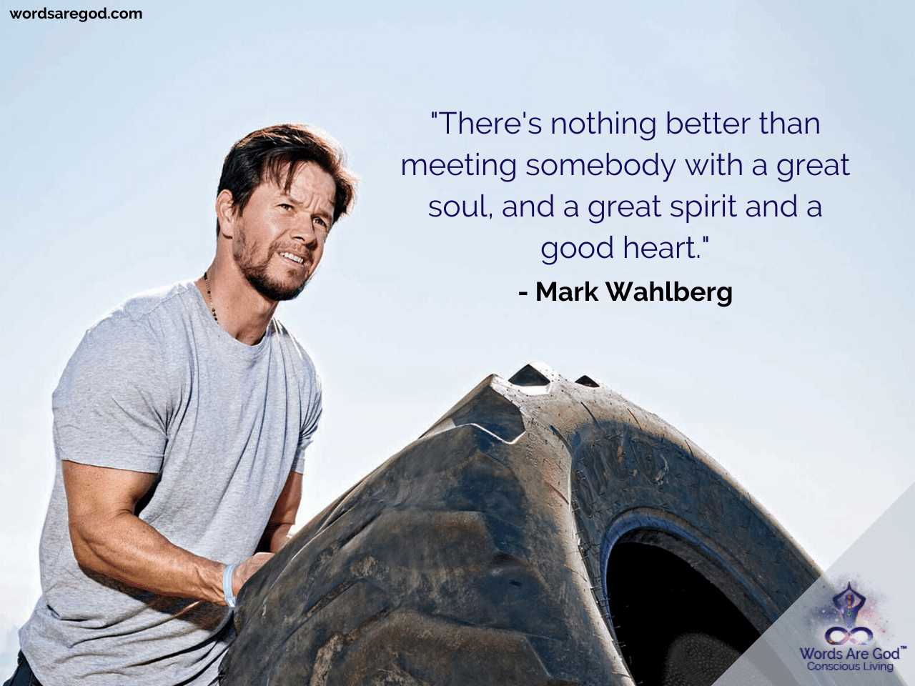 Mark Wahlberg Best Quotes by Mark Wahlberg