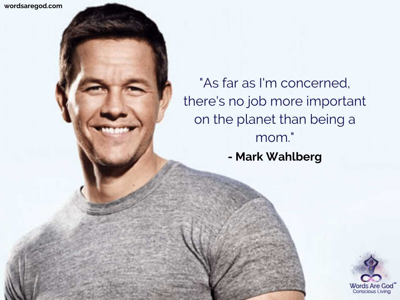 Mark Wahlberg Inspirational Quotes by Mark Wahlberg