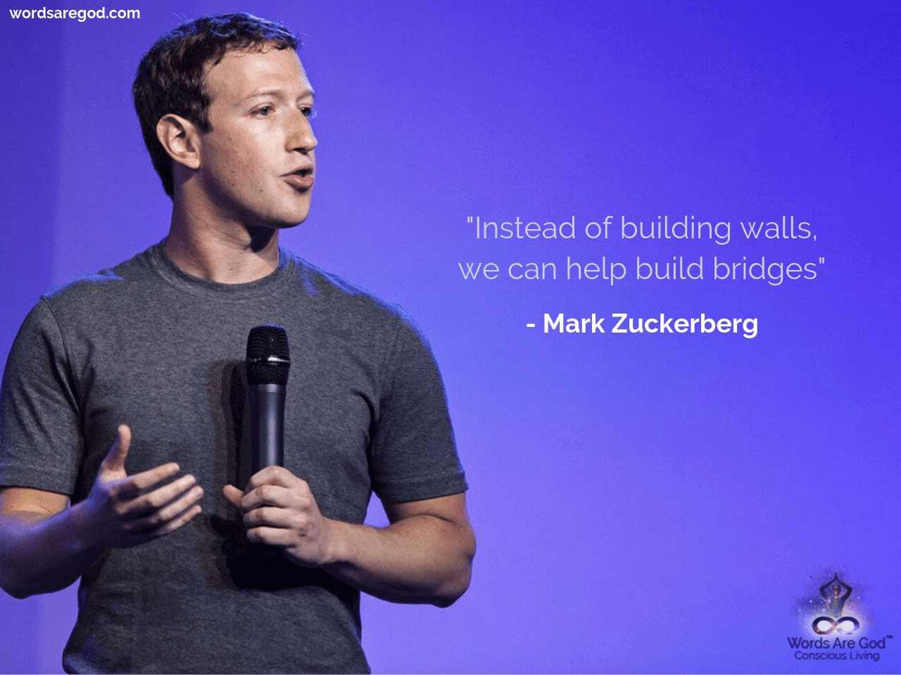 Mark Zuckerberg Best Quote by Mark Zuckerberg