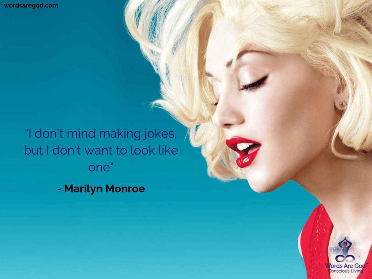 Marilyn Monroe Best Quote