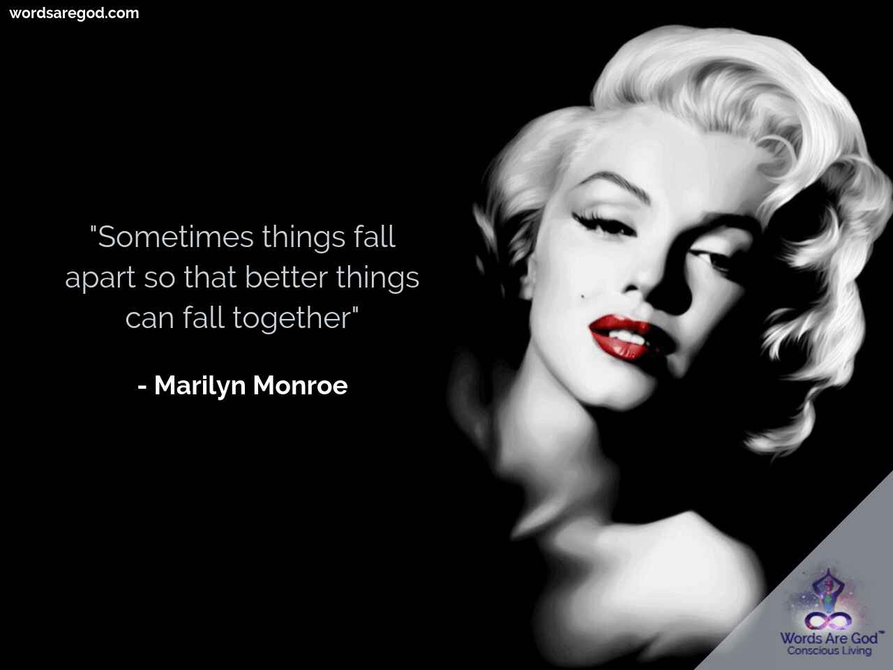 Marlin Monroe Quotes Life Quotes Sad A Beautiful Life Quotes