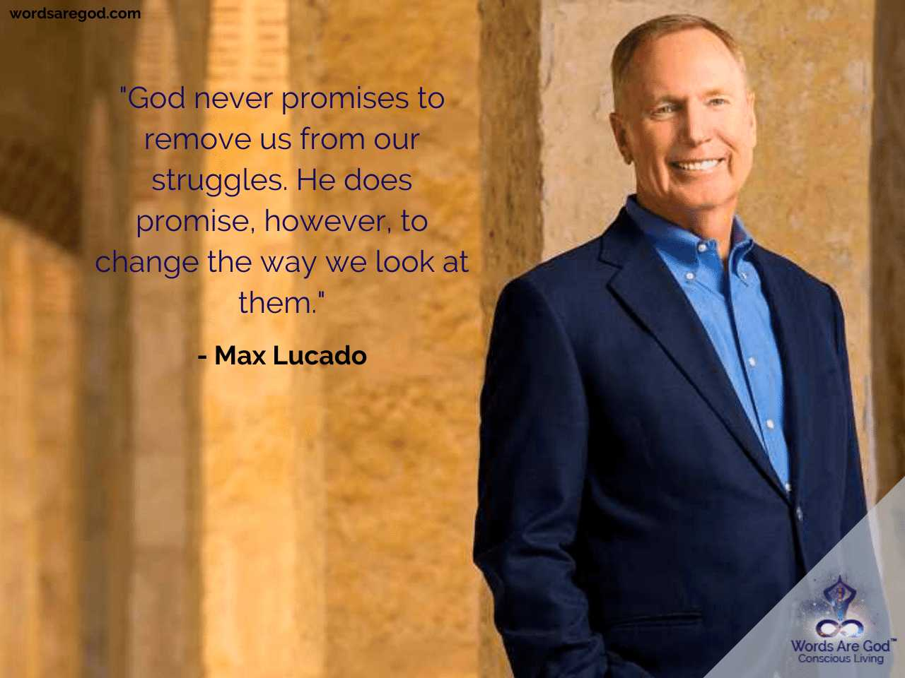 Max Lucado Best Quotes
