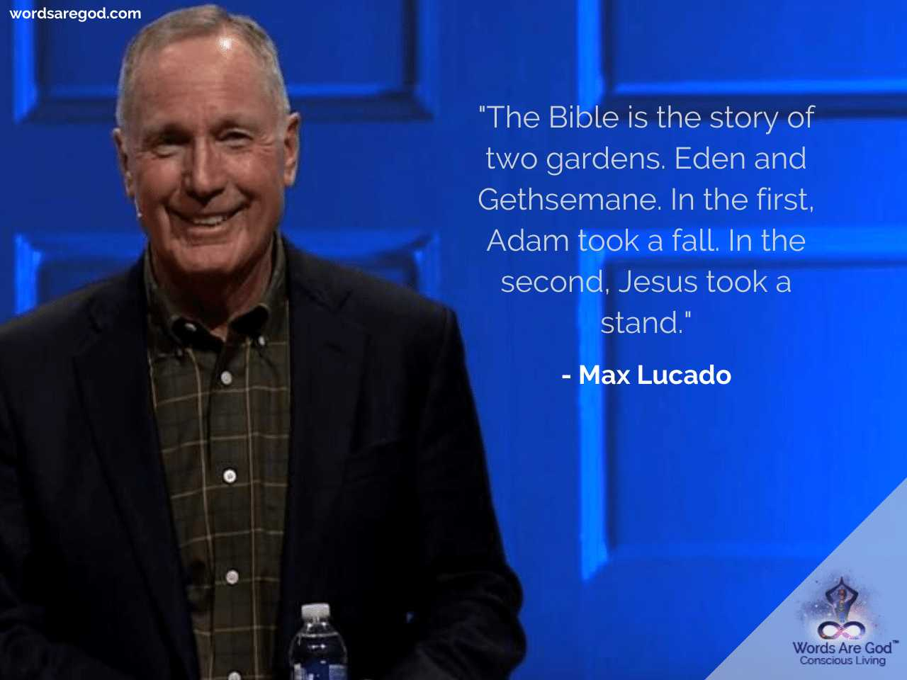 Max Lucado Motivational Quotes