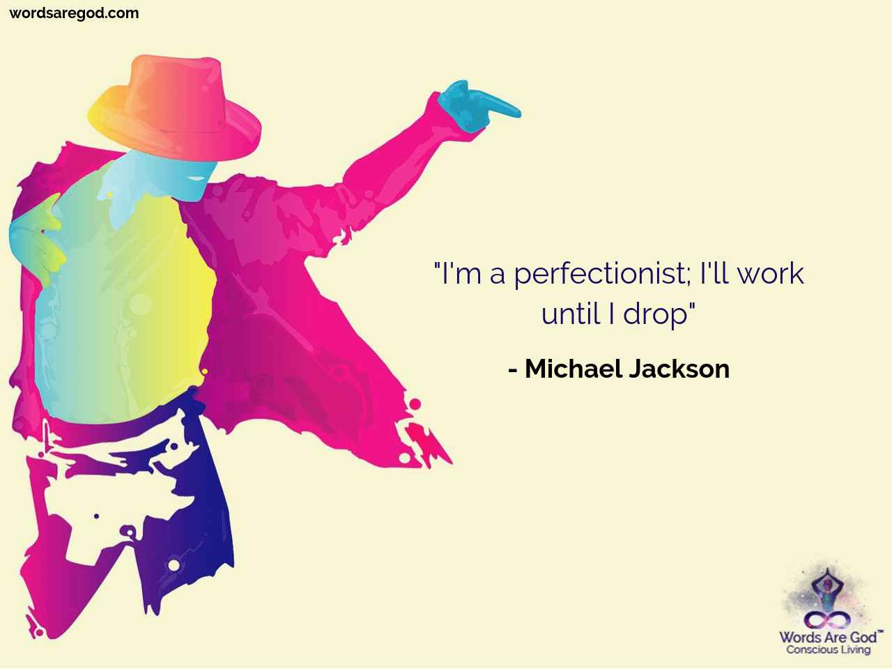 Michael Jackson Best Quote