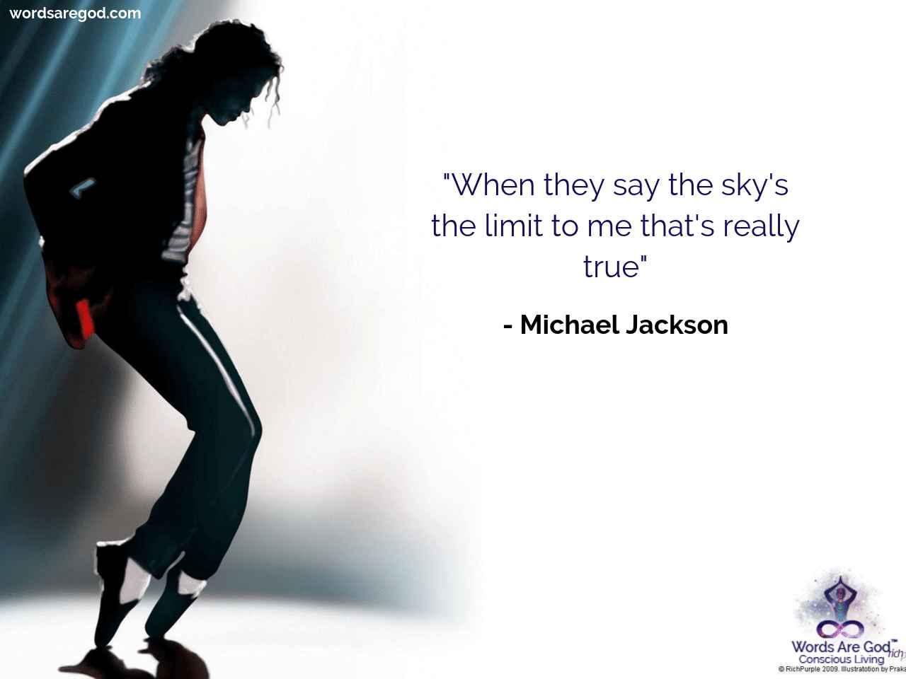 Michael Jackson Inspirational Quote
