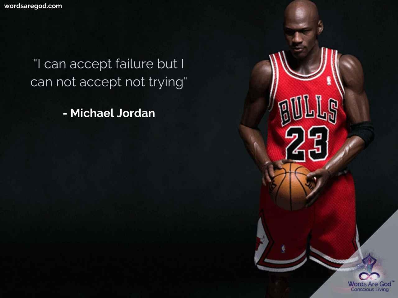 Michael Jordan  Best Quote by Michael Jordan