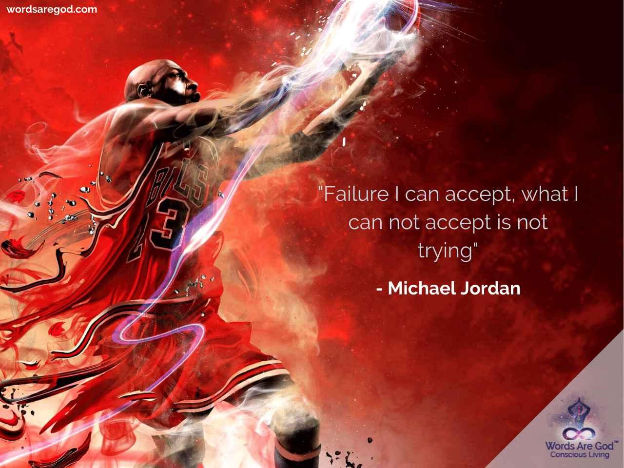Michael Jordan  Best Quote