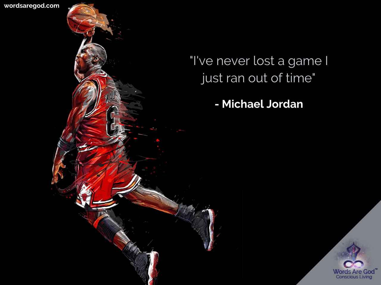 Michael Jordan  Life Quote