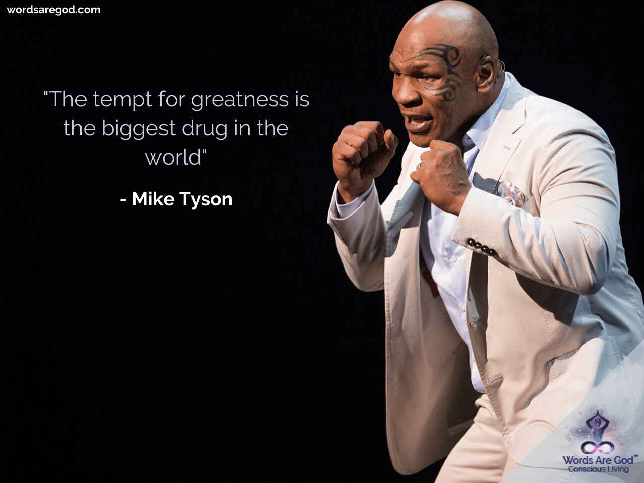 Mike Tyson Best Quote