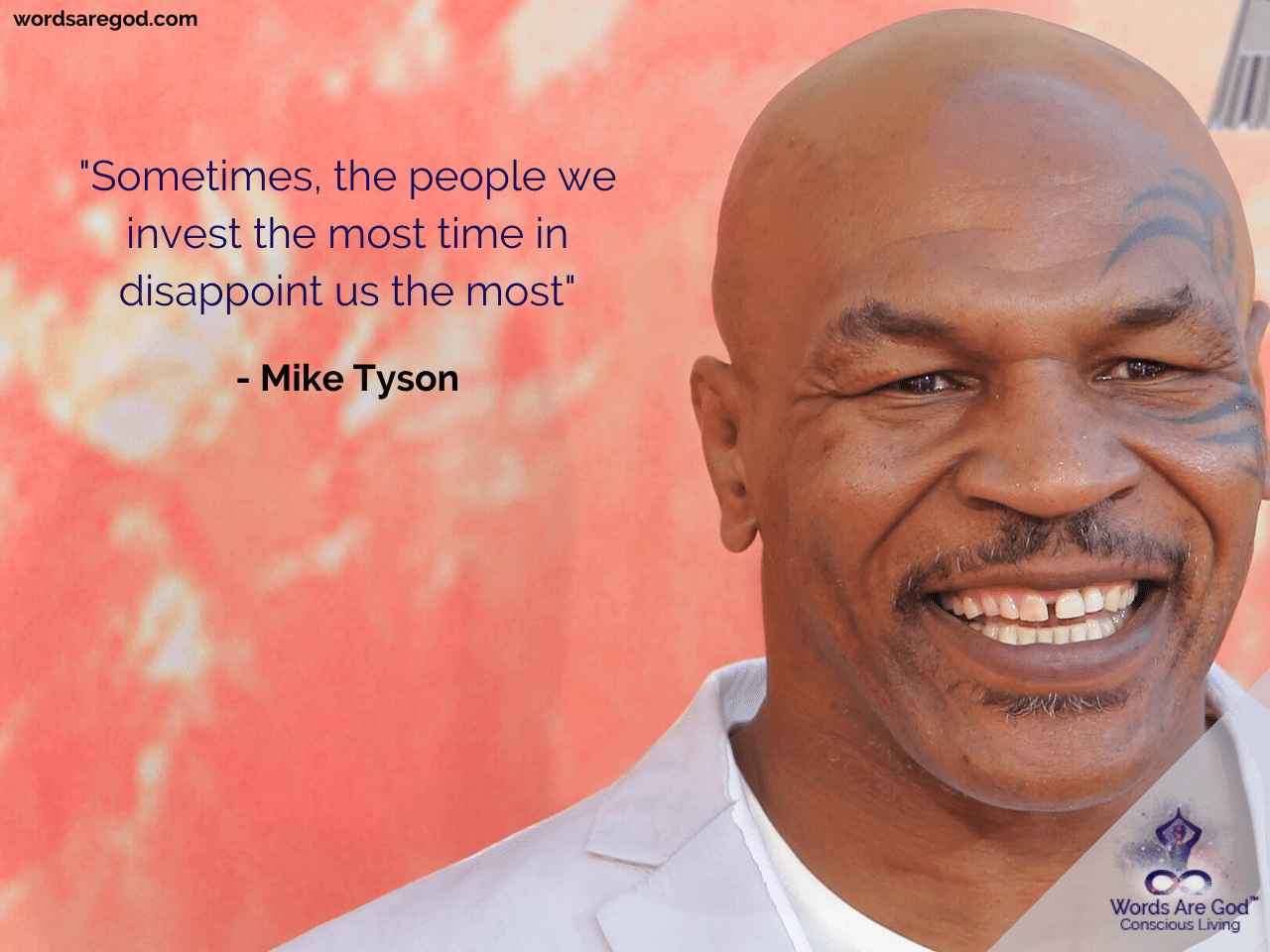 Mike Tyson Life Quote
