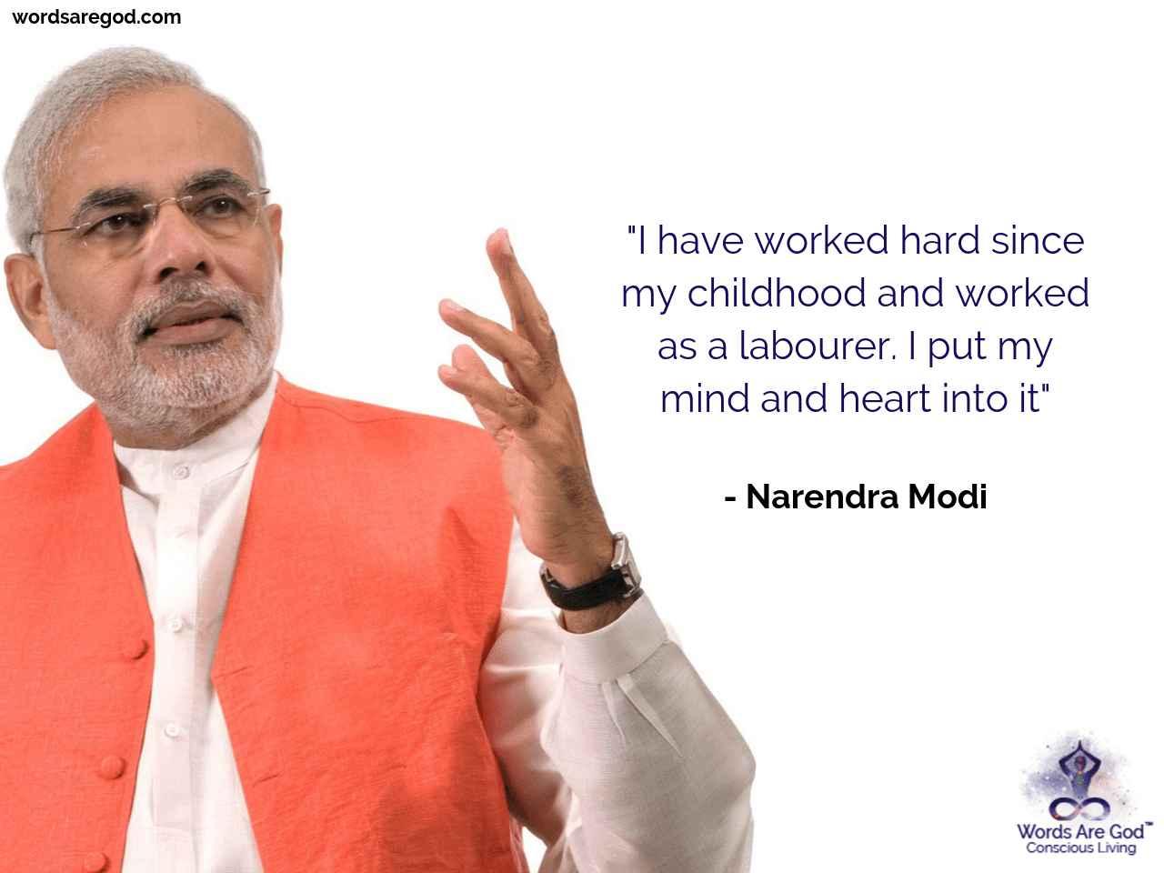 Narendra Modi Best Quote by Narendra Modi