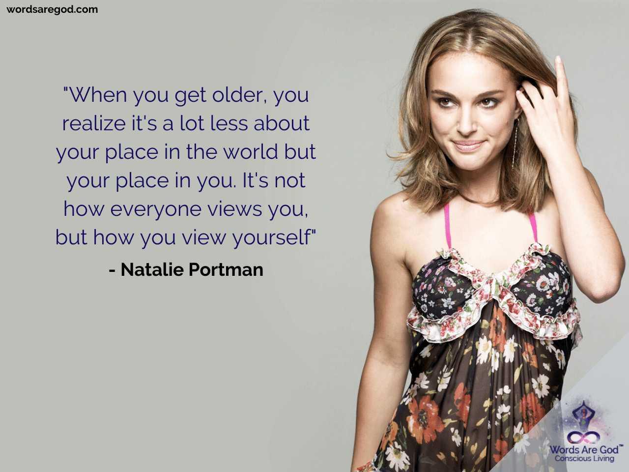 Natalie Portman Best Quotes