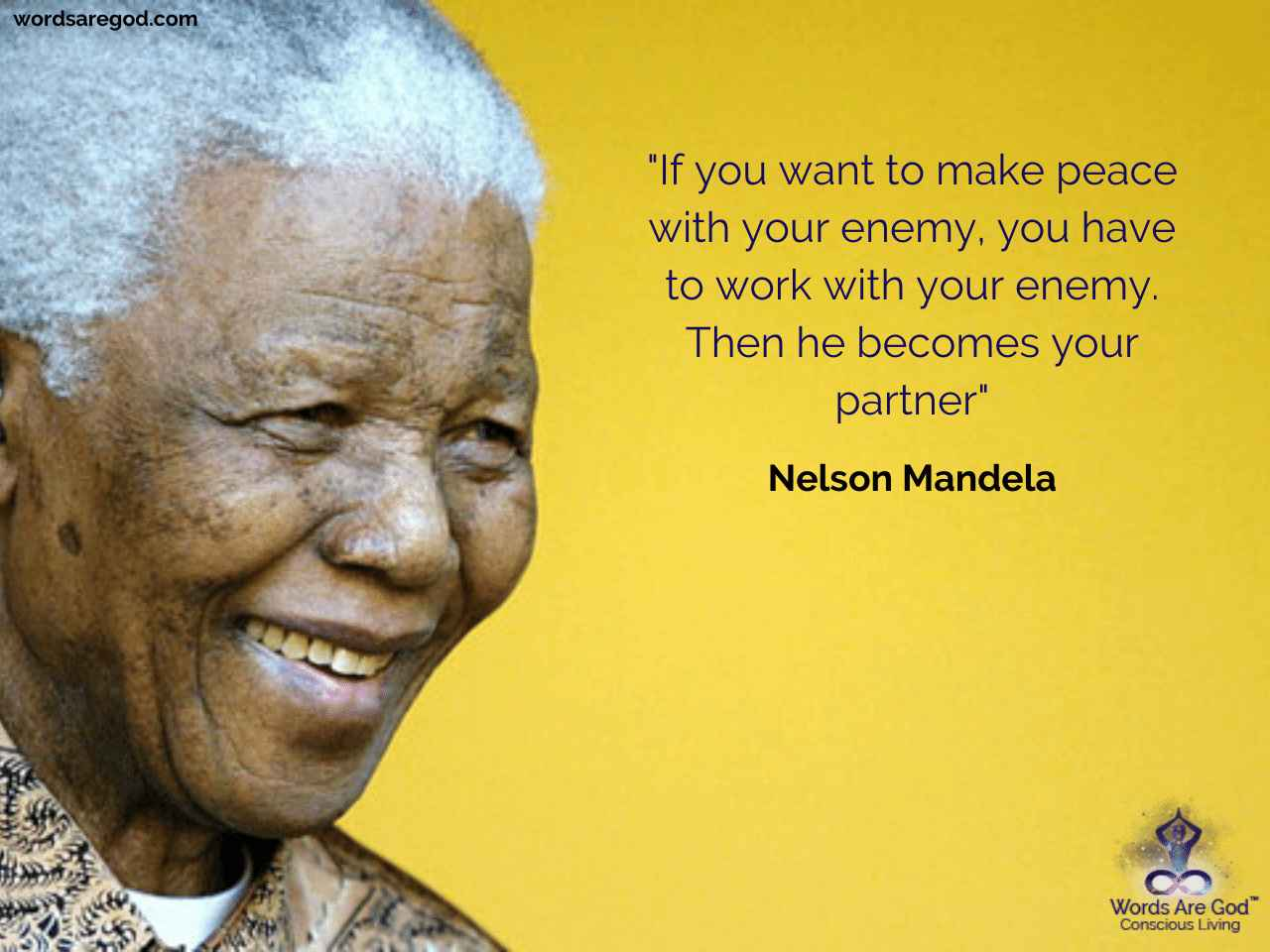 Nelson Mandela Best Quote by Nelson Mandela