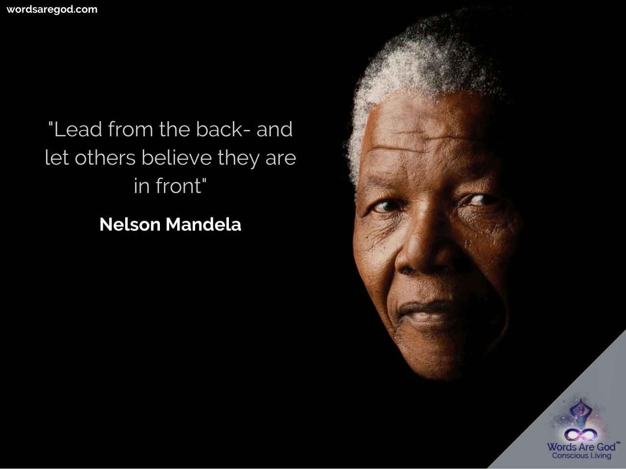 Nelson Mandela Life Quote by Nelson Mandela