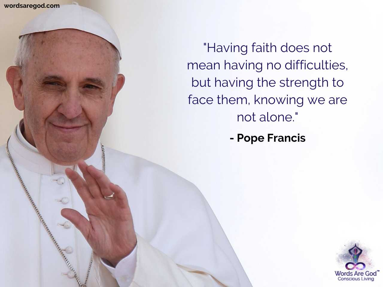 Pop Francis Best Quotes