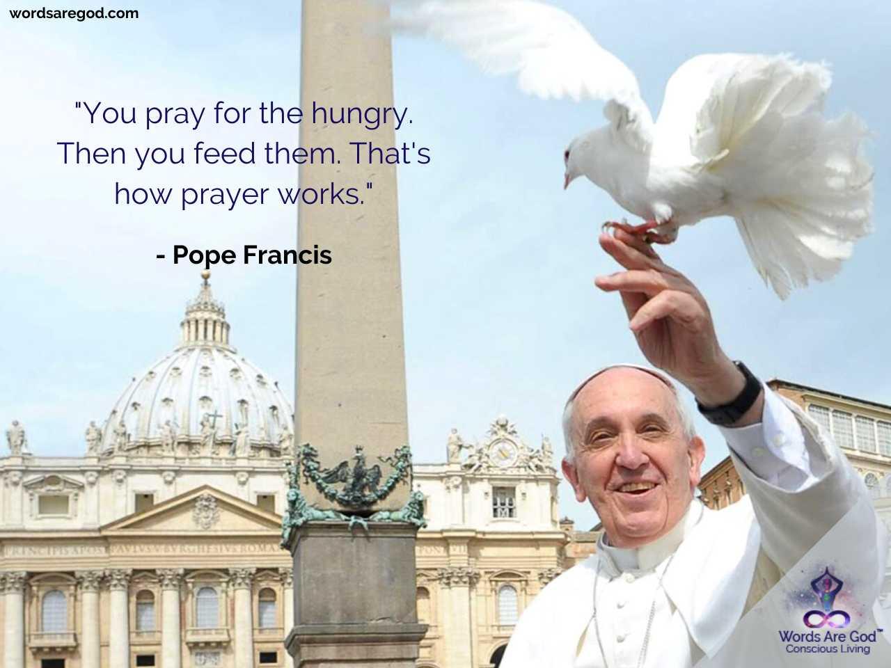Pop Francis Best Quotes