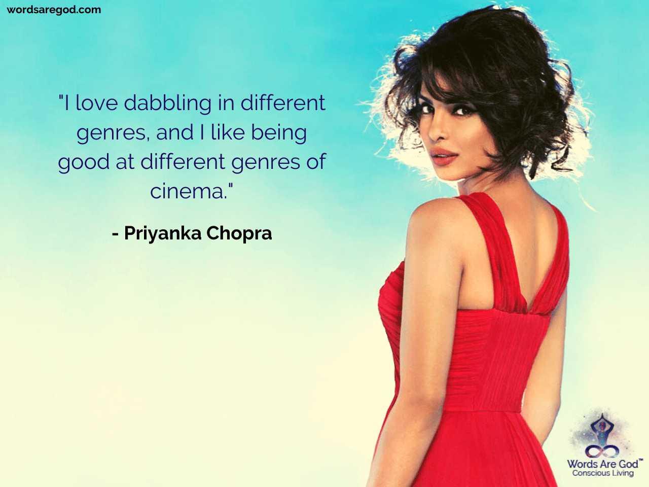 Priyanka Chopra Best Quote