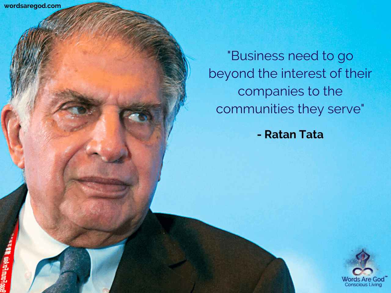 Ratan Tata Inspirational Quote by Ratan Tata