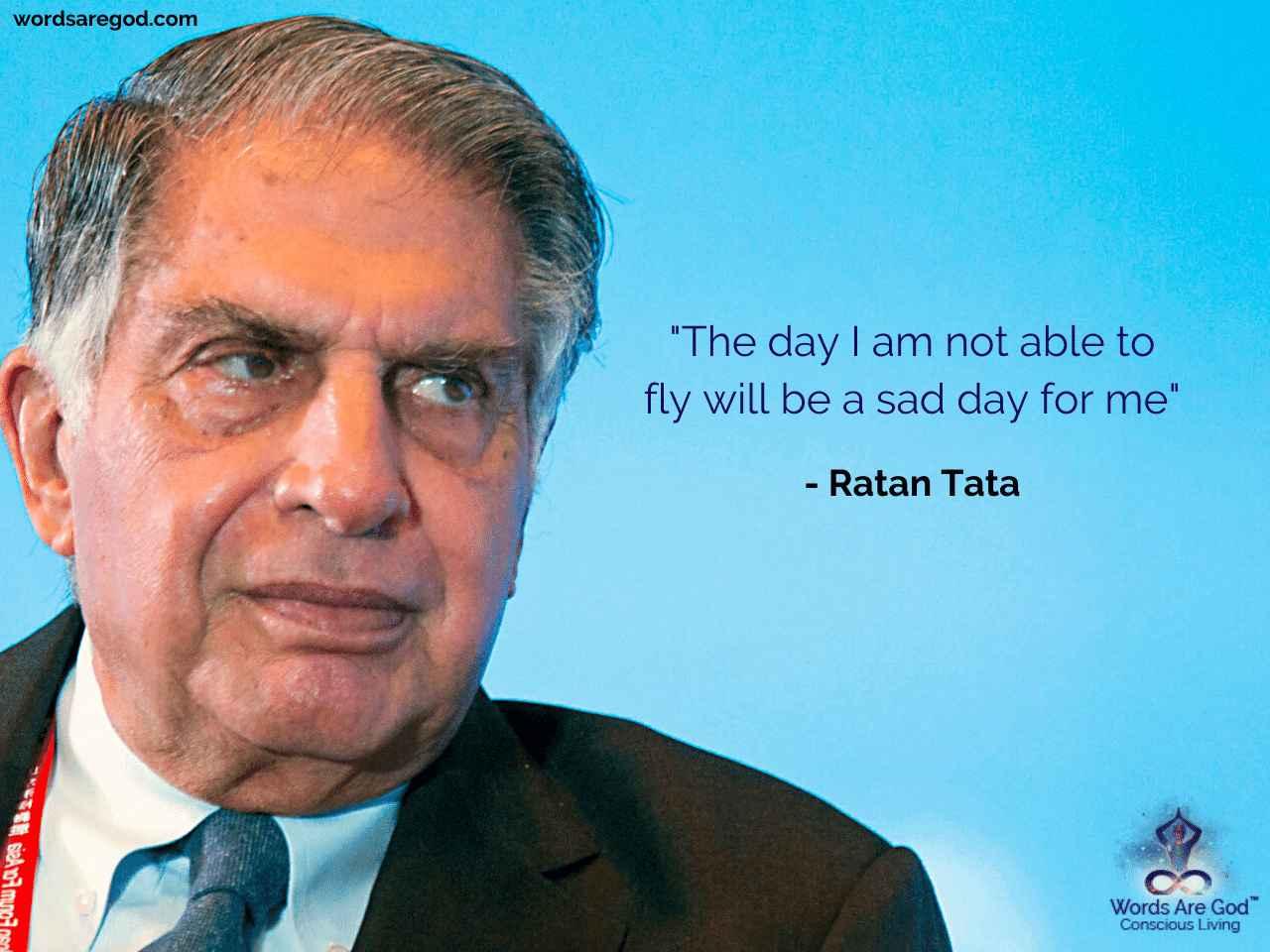 Ratan Tata Inspirational Quote by Ratan Tata