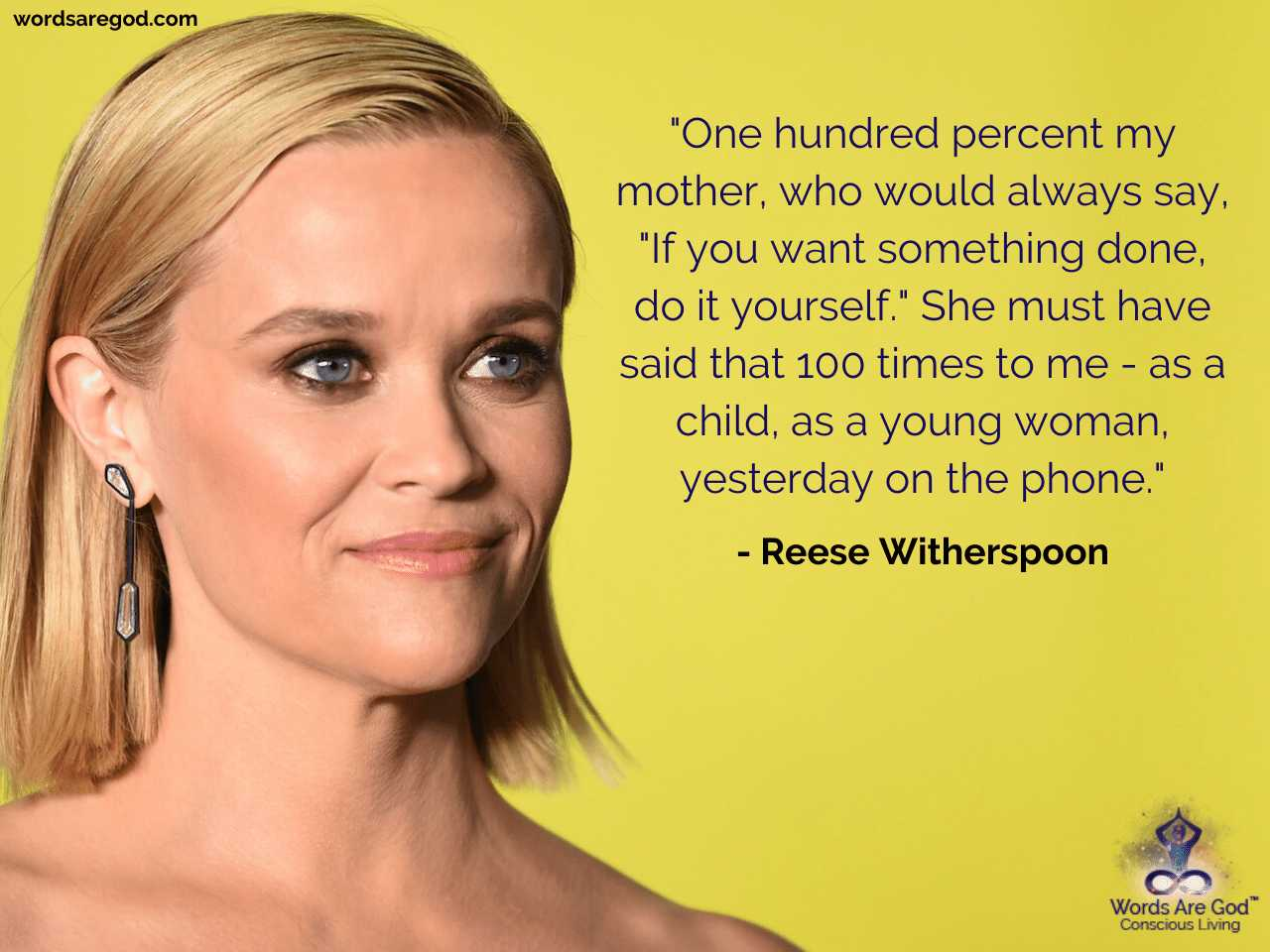 Reese Witherspoon Life Quotes