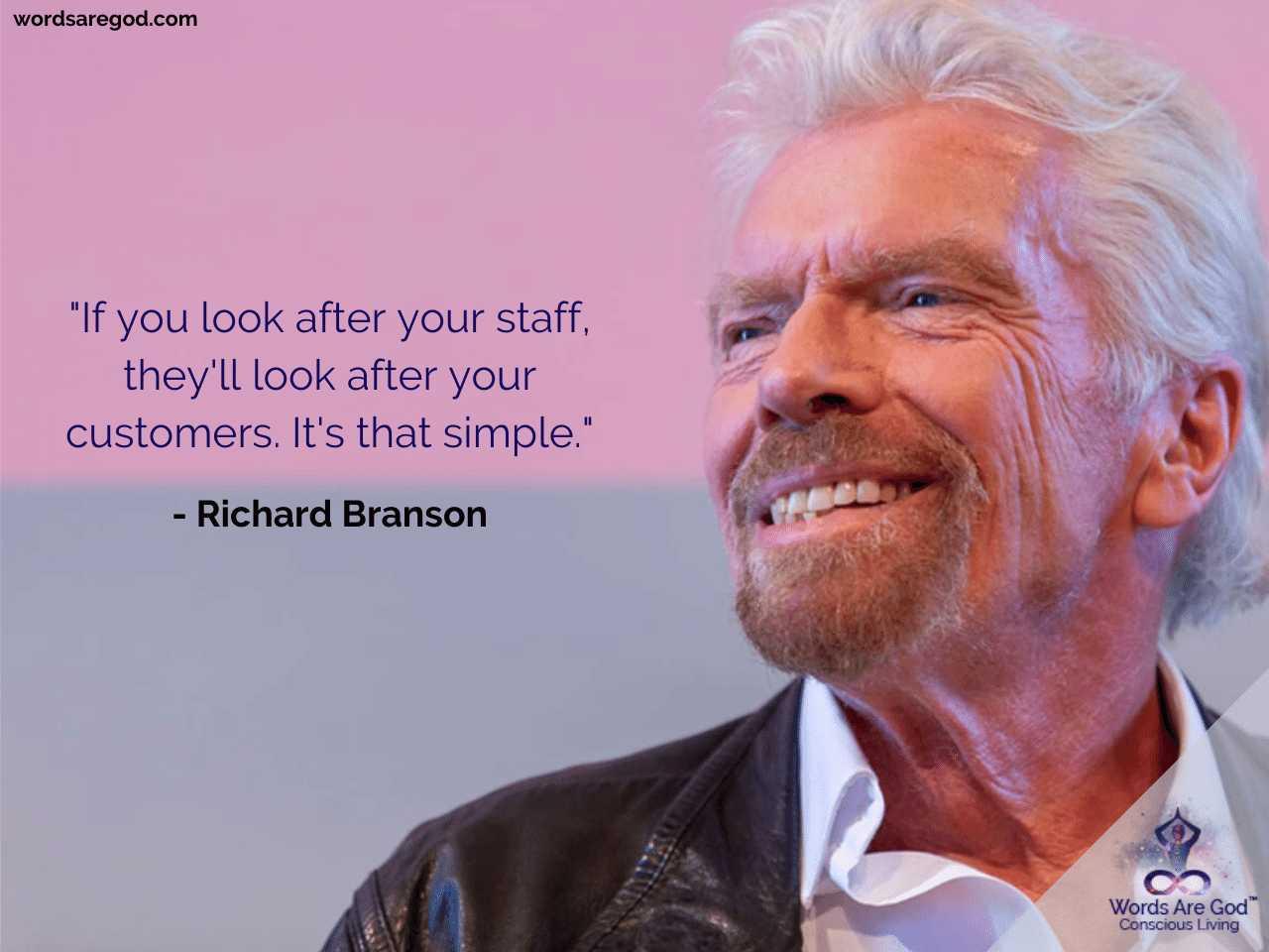 Richard Branson Best Quote