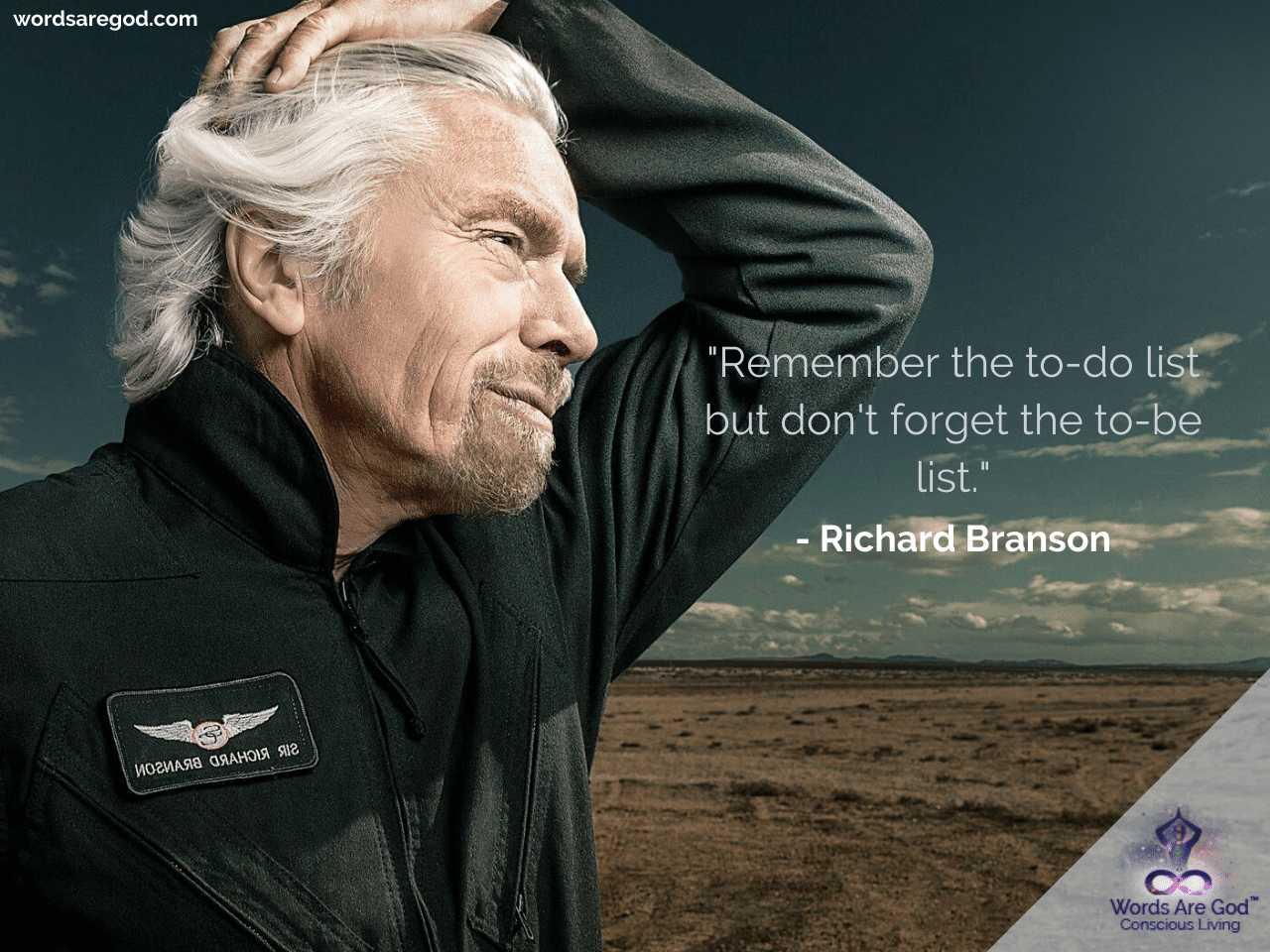 Richard Branson Inspirational Quote