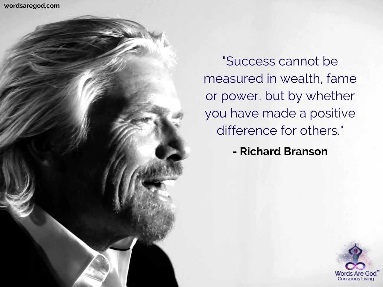 Richard Branson Life Quote
