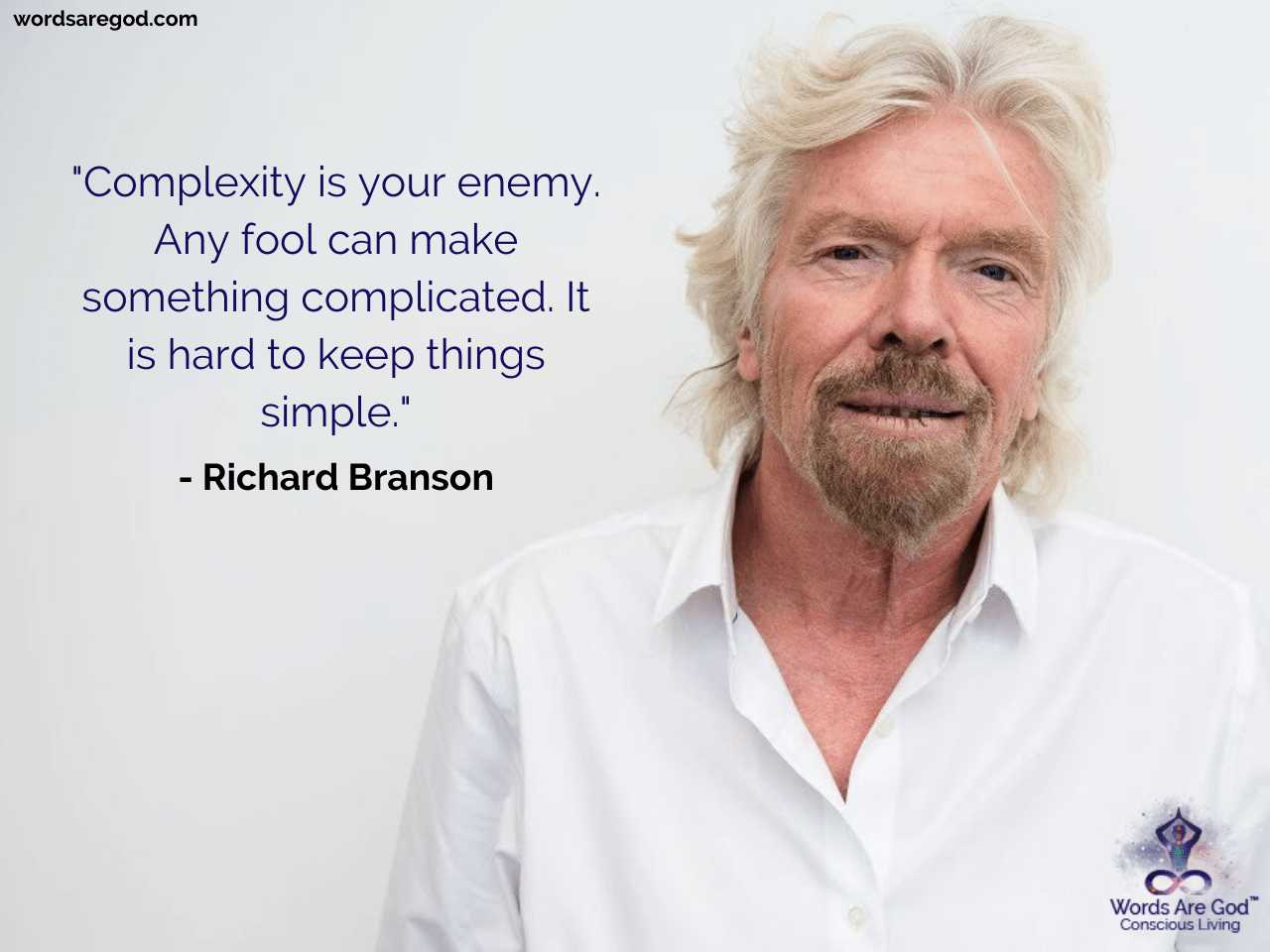 Richard Branson Life Quote
