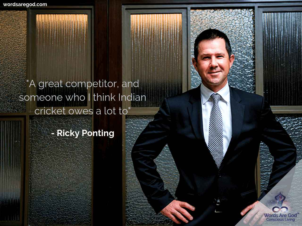 Ricky Ponting Best Quote