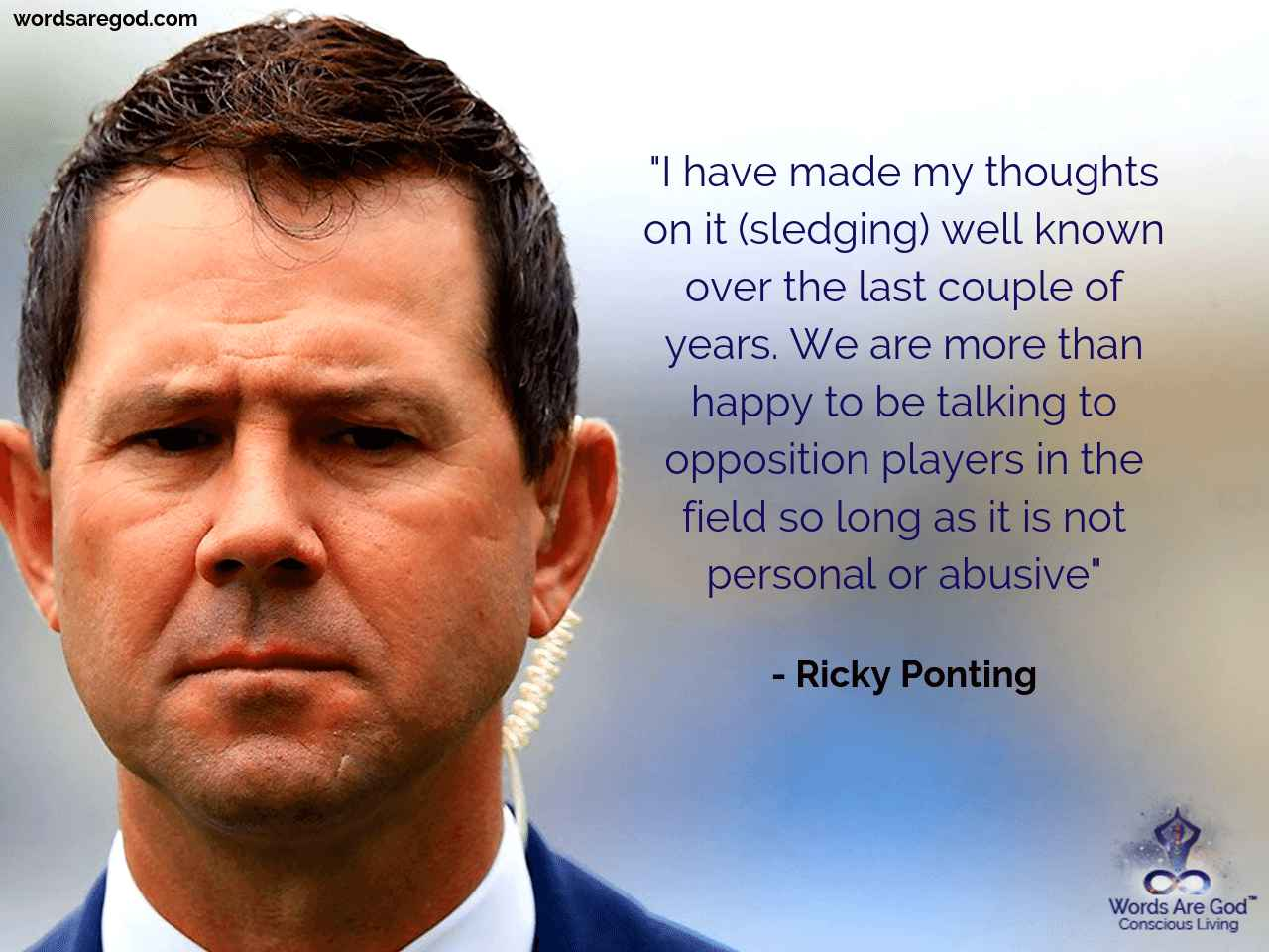 Ricky Ponting Motivational Quote