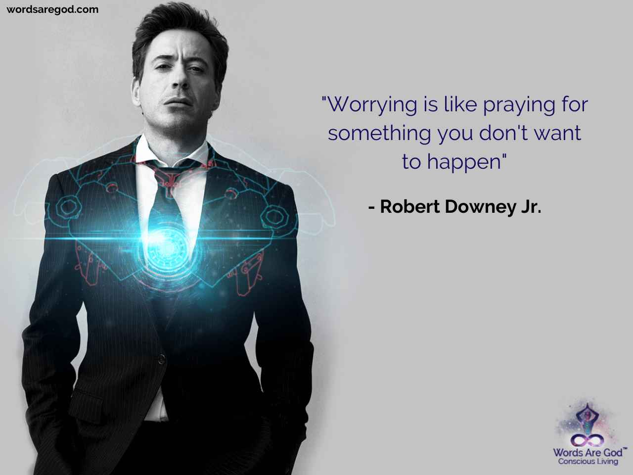 Robert Downey Jr. Motivational Quote by Robert Downey Jr.