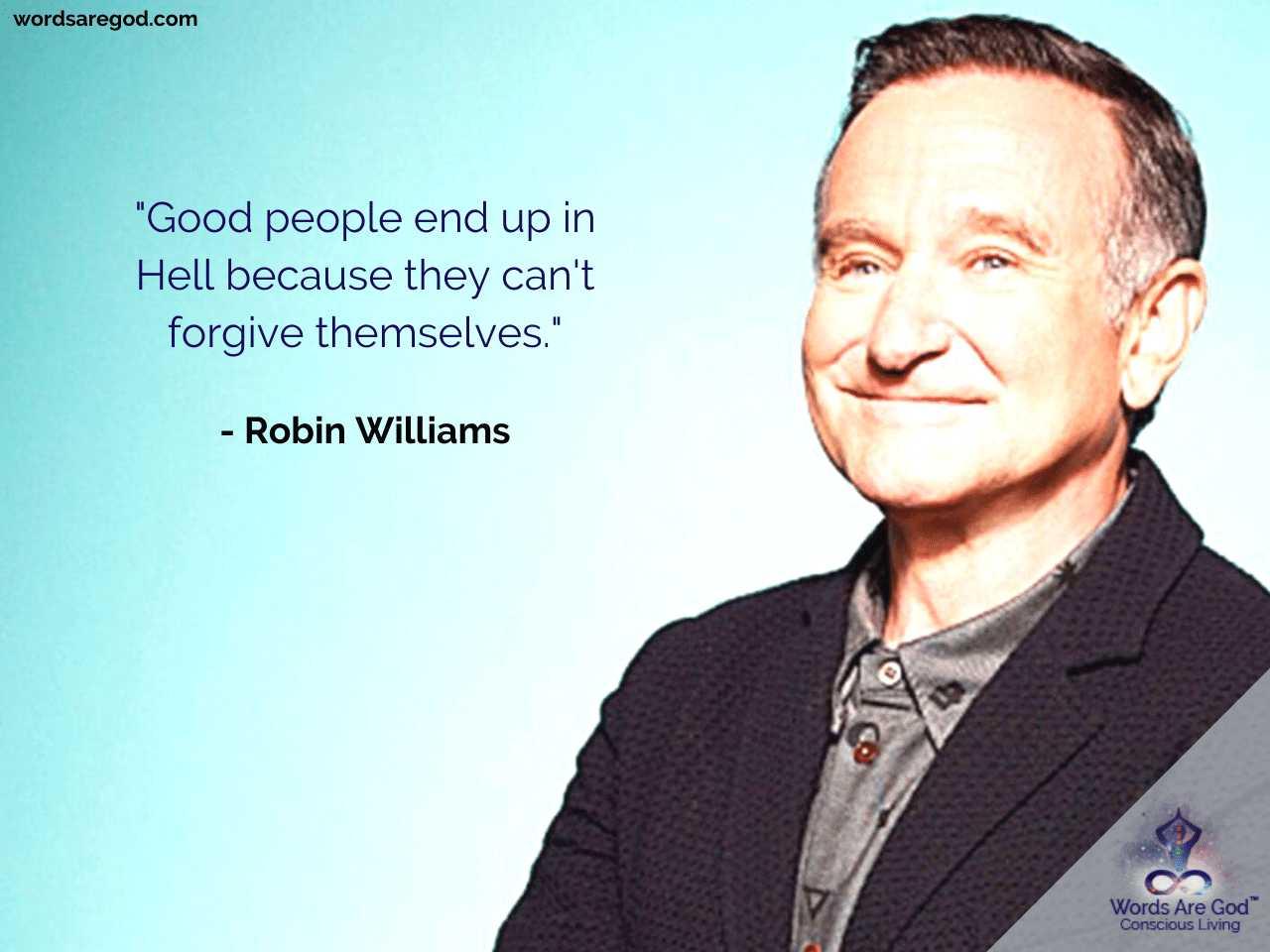 Robin Williams Best Quote
