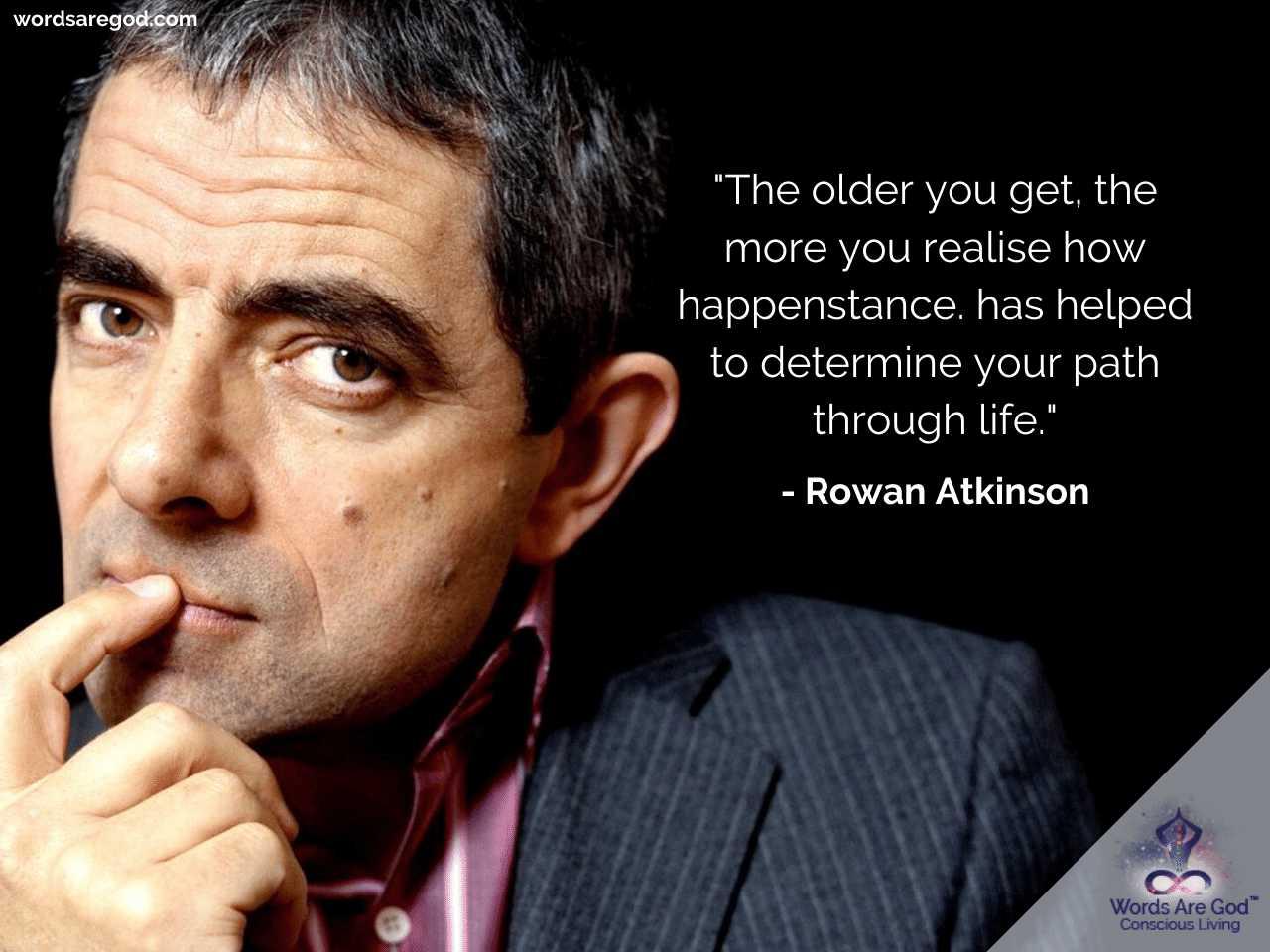 Rowan Atkinson Best Quotes
