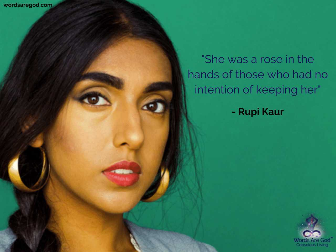 Rupi Kaur Best Quote
