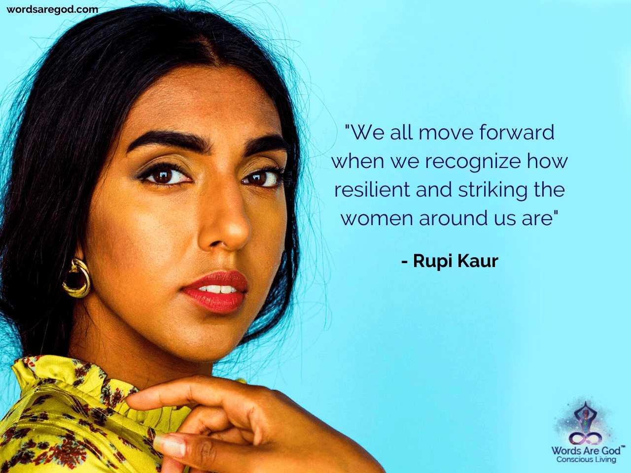 Rupi Kaur Life Quote