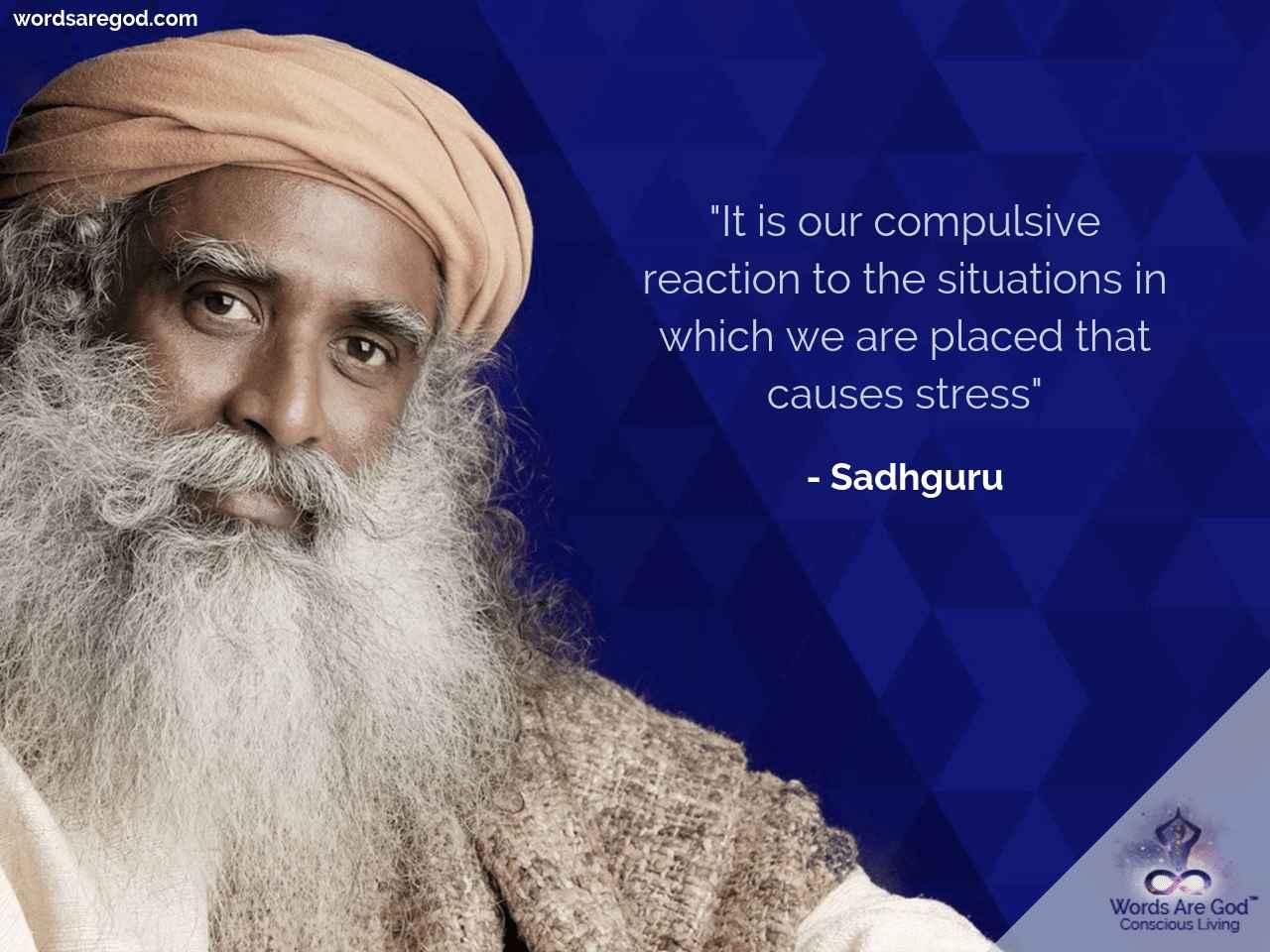 Sadhguru Life Quote