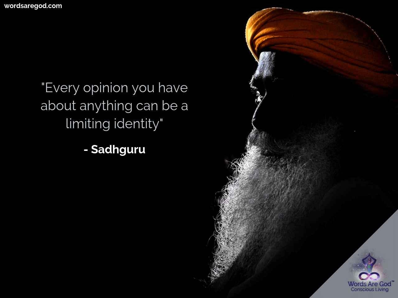 Sadhguru Life Quote by Sadhguru